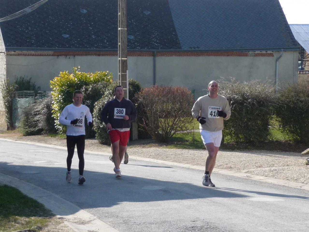 10km d'Avaux - Edition 2013