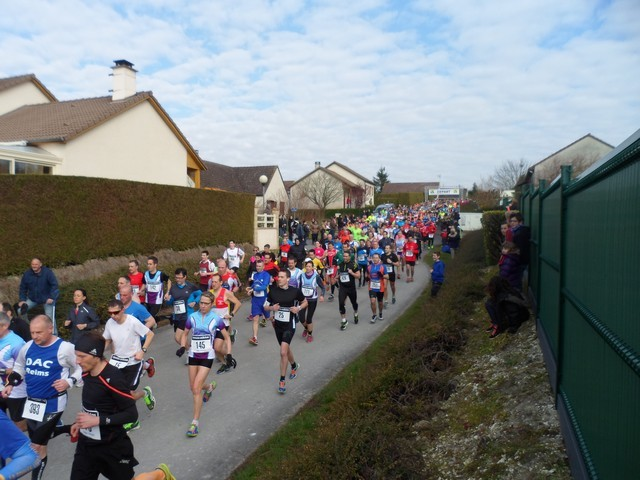10km d'Avaux - Edition 2015