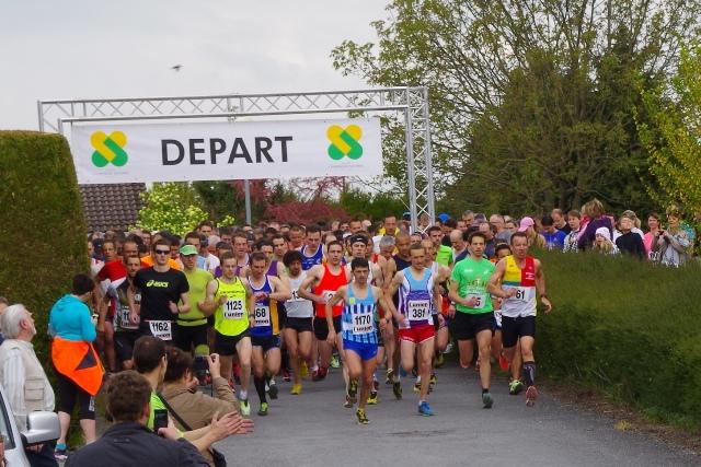 10km d'Avaux - Edition 2014