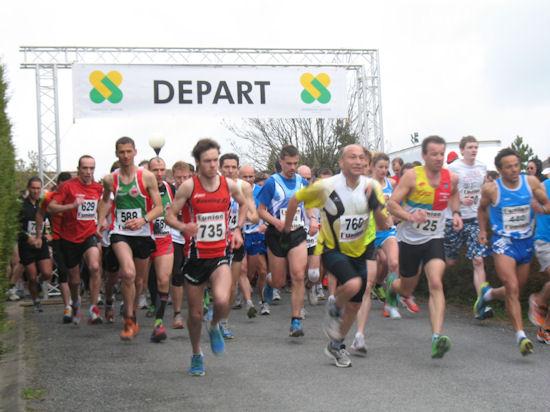10km d'avaux - Edition 2012