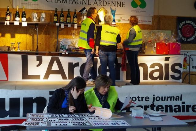 Organisation des 10km d'Avaux 2014