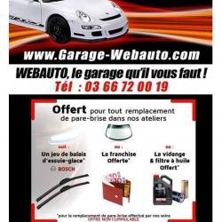 Web auto